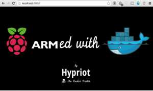 hyprion test docker images